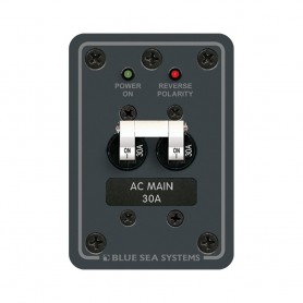 Blue Sea 8077 AC Main Only Toggle Circuit Breaker Panel