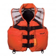 Kent Mesh Search and Rescue -SAR- Commercial Vest - Large