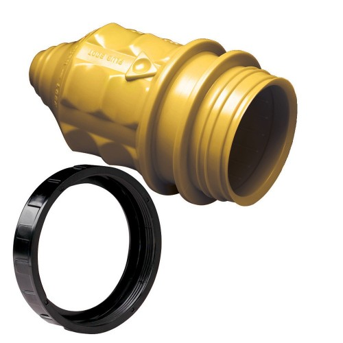 Marinco 103RN 30A Weatherproof Cover w-Threaded Sealing Ring