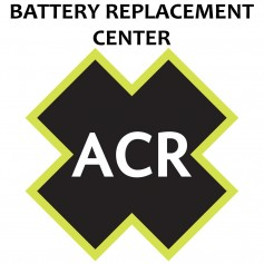 ACR FBRS 2844 Battery Replacement Service - Globalfix PRO