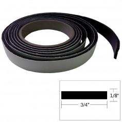 TACO Hatch Tape 8-L x -H x -W - Black