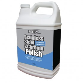 Flitz Stainless Steel Polish-Protectant - 1 Gallon