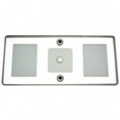 Lunasea LED Ceiling-Wall Light Fixture - Touch Dimming - Warm White - 6W
