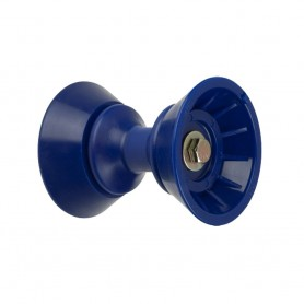 C-E- Smith 3- Bow Bell Roller Assembly - Blue TPR