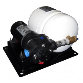 FloJet Water Booster System - 40psi-4-5GPM-115V