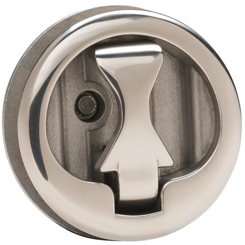 Whitecap Slam Latch - 316 Stainless Steel - Locking - I-Shaped Handle