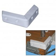 Dock Edge Protect Corner HD 16- PVC Dock Bumper
