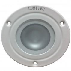 Lumitec Shadow - Flush Mount Down Light - White Finish - White Non-Dimming