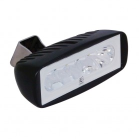 Lumitec Caprera - LED Light - Black Finish - White Light