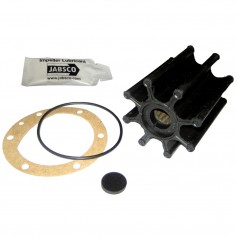 Jabsco Impeller Kit - 8 Blade - Neoprene - 2-9-16- Diameter x 3- W- 5-8- Shaft Diameter