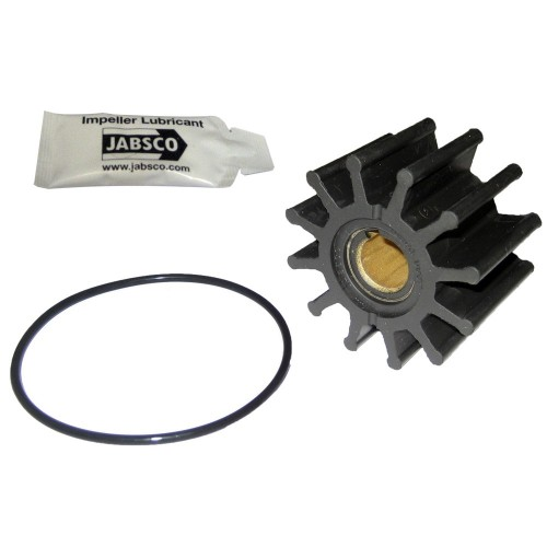 Jabsco Impeller Kit - 12 Blade - Neoprene - 2-9-16- Diameter