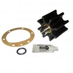 Jabsco Impeller Kit - 8 Blade - Nitrile - 2-9-16- Diameter - Ding Drive