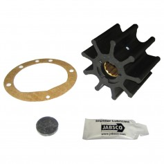 Jabsco Impeller Kit - 9 Blade - Nitrile - 3-3-4- Diameter x 2-1-2- W- 1- Shaft Diameter