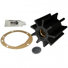 Jabsco Impeller Kit - 9 Blade - Nitrile - 3-3-4- Diameter x 3-1-2- W- 1- Shaft Diameter