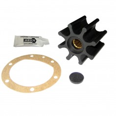 Jabsco Impeller Kit - 8 Blade - Nitrile - 2-9-16- Diameter - Spline Drive