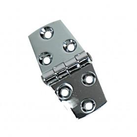 Whitecap Door Hinge - 316 Stainless Steel - 1-1-2- x 3-