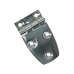 Whitecap Offset Hinge - 304 Stainless Steel - 1-1-2- x 2-1-4-