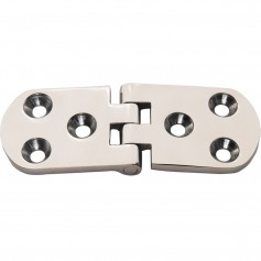 Whitecap Flush Mount Hinge - 316 Stainless Steel - 4- x 1-1-2-