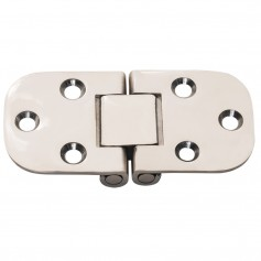 Whitecap Flush Mount 2-Pin Hinge - 304 Stainless Steel - 3- x 1-1-2-