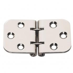 Whitecap Flush Mount 2-Pin Hinge - 304 Stainless Steel - 2-13-16 x 1-9-16