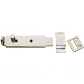 Whitecap Spring Loaded Slide Bolt-Latch - 316 Stainless Steel - 5-5-16-