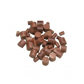 Whitecap Teak Plugs - 3-8- - 20 Pack