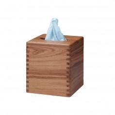 Whitecap Teak Tissue Box Holder