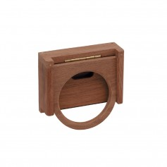 Whitecap Teak Folding Insulated Drink Holder