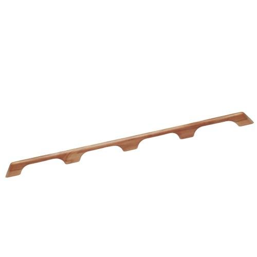 Whitecap Teak Handrail - 4 Loops - 43-L