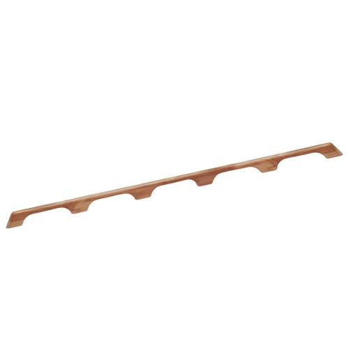 Whitecap Teak Handrail - 5 Loops - 53-L
