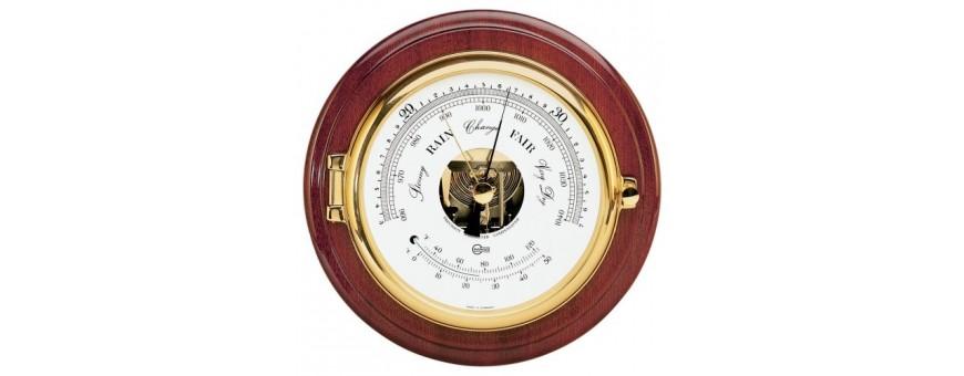 Clocks - Barometers