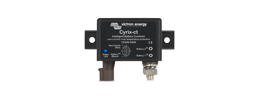 Cyrix Battery Combiner