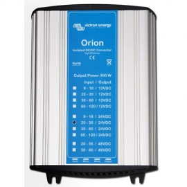 Isolated Orion DC-DC Converter 360W