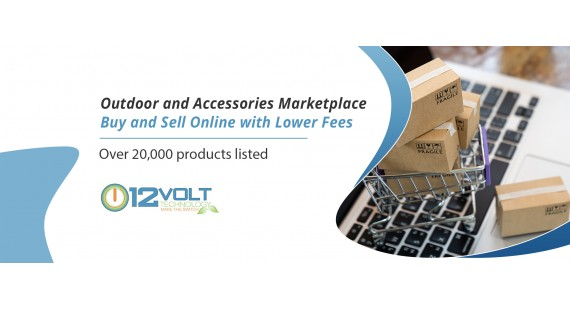 Best Marketplace to sell Marine, Boating, Camping, RV and Outdoor Accessories - 12 Volt Technology.