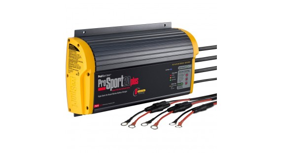 ProMariner ProSport 20 Plus Gen 3 Heavy Duty Marine Battery Charger - 20 Amp - 3 Bank - 43021